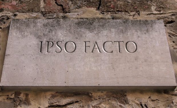Ipso Facto Clause Amendments – Simple Precautions to Protect Your Business